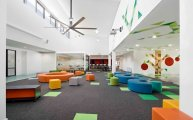 St. Mary's primary school w Greensborough, VIC. Smith + Tracey Architects