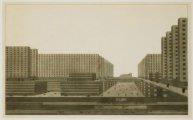 Ludwig Hilberseimer, La citt verticale, 1924 2