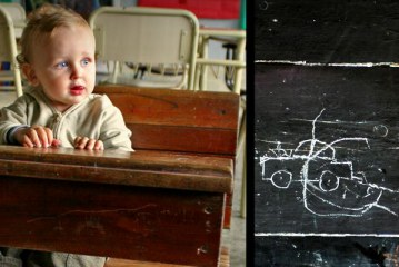 Edukacja (cz i). Witajcie w szkole. Porzućcie wszelką nadzieję…