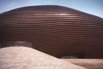 Muzeum Ordos - bioniczna wydma high tech (v.2)