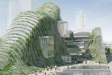 Zielone wzgórza muzyki. Taipei Pop Music Centre