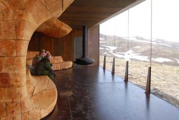 Pawilon Norwegian Wild Reindeer Centre