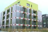 Budynek zasilany energią z alg