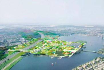 Almere Oosterworld - habitat