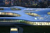 Laboratorium innowacji – Rolex Learning Center