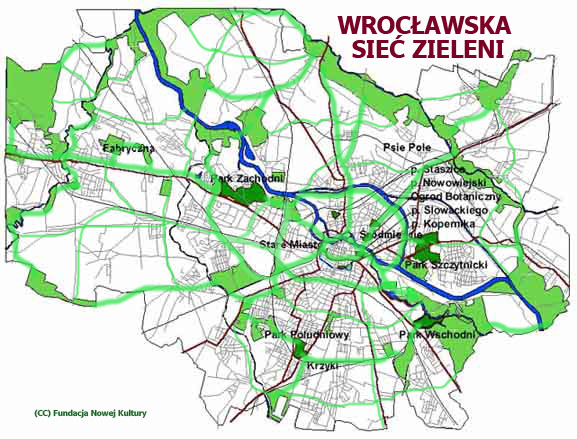 Wrocław Siec Zielni_rys.2