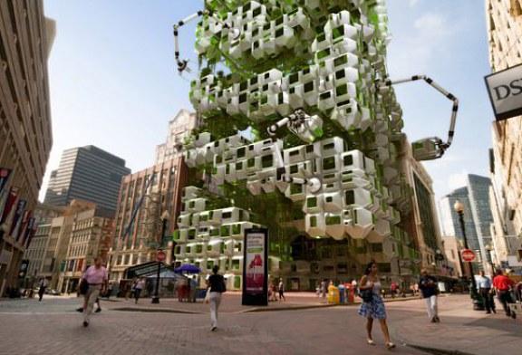 Eco-Pods – reaktory biospołeczeństwa