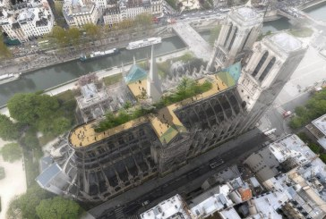 Notre Dame na nowo…